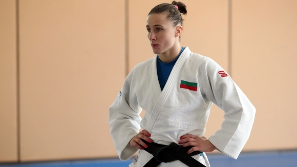 Ивелина Илиева приключи участието си на Световното по джудо