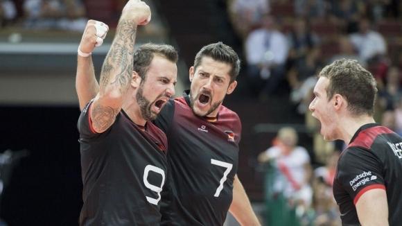 Германия тресна Чехия и е на полуфинал (видео + снимки)
