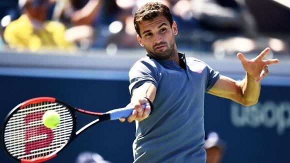 Няма Шлем! Григор Димитров отпадна безславно от US Open
