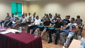 БФС и АБФ обсъдиха проблемите на футболистите