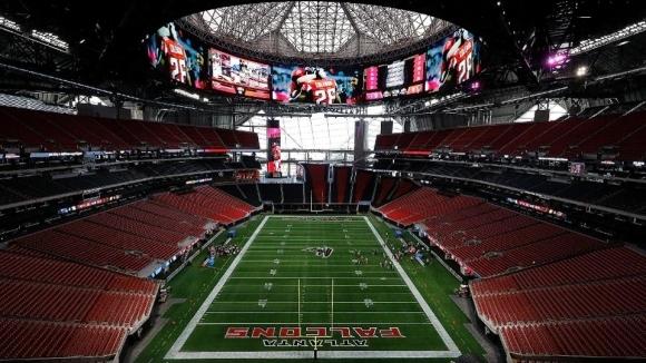 Новото спортно бижу на САЩ - стадион за 1.5 милиарда (видео)