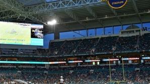 Отложиха Маями – Тампа Бей за 19 ноември