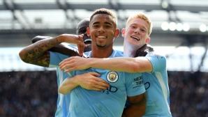 Манчестър Сити отнесе Ливърпул (видео)
