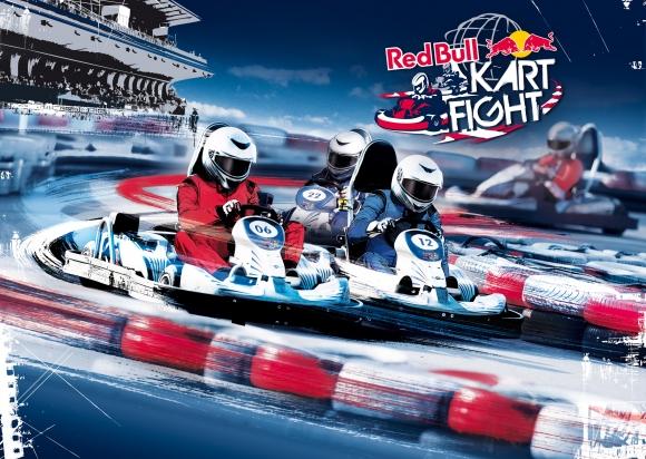 Tози уикенд започва надпреварата Red Bull Kart Fight България 2017