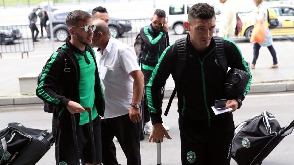 Стана ясна причината за сериозното закъснение, Лудогорец чака самолет от Букурещ