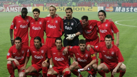 2005 – Ливърпул