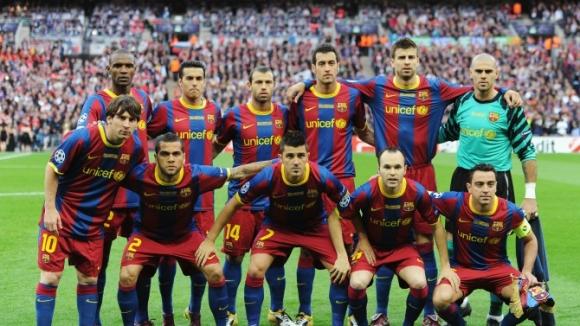 2011 - Барселона