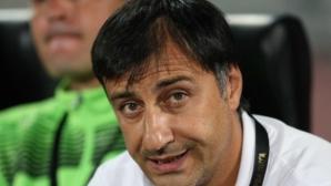 Треньор на Септември: Левски и Лудогорец са двата най-силни отбора в България