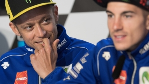 Отсъствието на Роси в MotoGP затруднява и Винялес