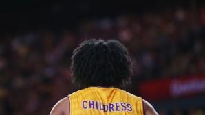 Чилдрес намери обратния път към НБА