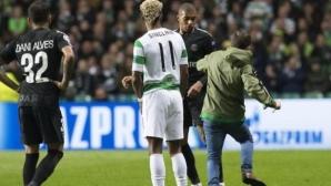 УЕФА повдигна поредно обвинение срещу Селтик