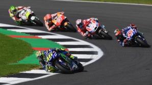 Вижте предварителния календар за сезон 2018 в MotoGP