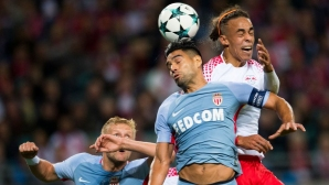Обновеният Монако взе само точка в Германия (видео)