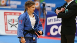 Бетина Темелкова донесе евромедал на Израел