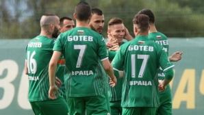 Ботев (Враца) изненада Локомотив в Горна Оряховица