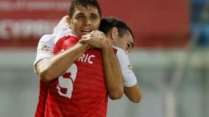 Макриев вече с 30 гола в Кипър