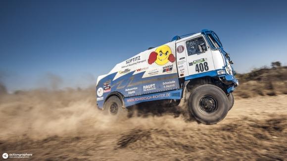 Какво се случи на втория етап от Balkan Offroad Rallye 2017