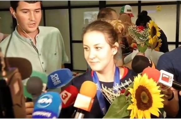 Либеро №1 в света: Медалът е за цяла България (видео)