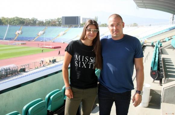 Александра Начева: Тереза Маринова ми пожела да подобря и световния ѝ рекорд