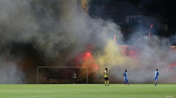 Дисципът с крайна мярка: дербито на Пловдив без публика