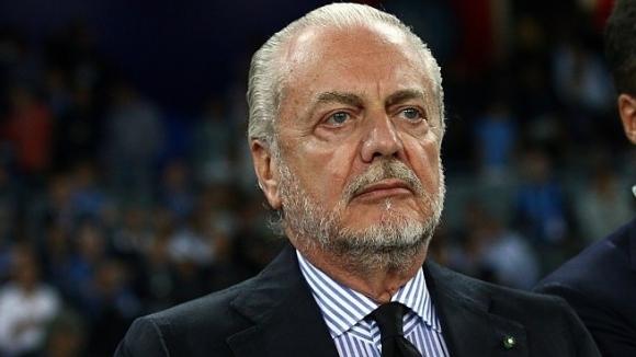 """Президентът на Наполи призова: За какво са ни резултати 6:0, съкратете Серия """"А"""""""