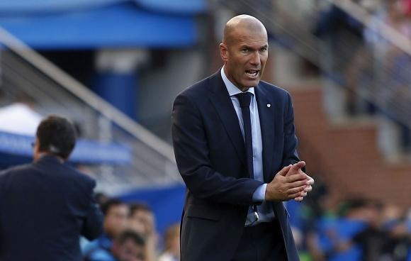 Зидан похвали героя на Реал