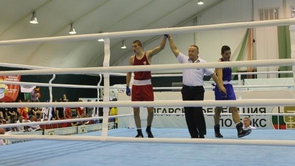 Трима българи на финалите на Европейското по бокс за юноши