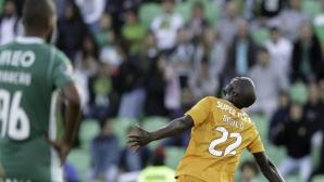 Порто продължава с пълен актив