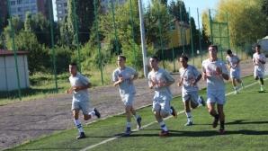 ЦСКА 1948 размазва с 18:0, но и яде бой от Левски Раковски