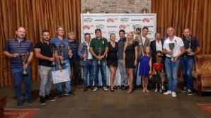 Радослав Рашев, Иво Димитров и Тодор Тодоров са големите победители на веригата турнири Мтел Голф Мастърс 2017