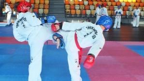 Първи медали за България от Световното по Таекуон-До ITF в КНДР