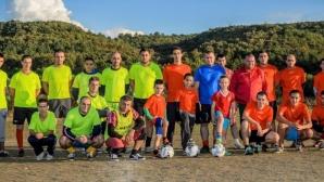 """10-годишен бележи при мъжете в """"Б"""" областна група на Враца"""