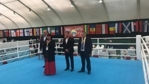 Министър Кралев откри Европейското първенство по бокс за юноши в Албена
