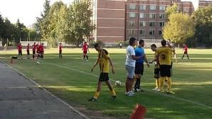 Треньорът на Ботев Нови пазар възмутен от съдийството