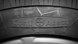 Continental представят гуми, които следят пътя