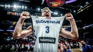 Звездата на Словения се окичи със славата и се оттегли на върха