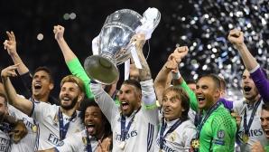 Обявиха номинираните за FIFPro World 11, Реал с рекорден брой представители