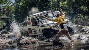 Катастрофа лиши наш претендент от битка за титлата в Balkan Offroad Rallye