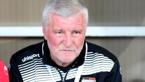 Войн Войнов направи три промени в групата на Локомотив за мача с Марица