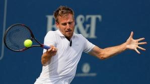 Германски квалификант отстрани двукратния шампион Жил Симон