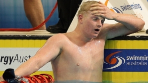 Австралийски плувец аут за една година заради пропуснати допинг тестове
