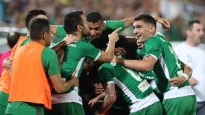 Румънец спаси Лудогорец и Херо от голям резил срещу тим от Втора лига