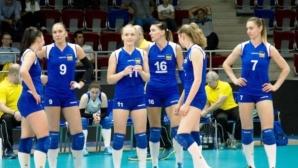 Украйна без най-добрата си волейболистка на Европейското