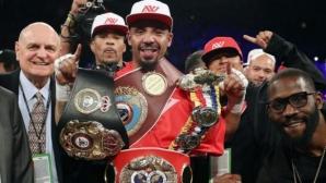 Шок: Световен шампион се отказа от професионалния бокс