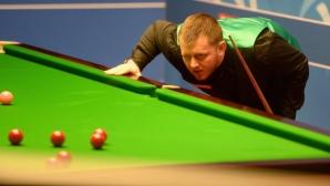 Алън и Уилсън с впечатляващ рейд към полуфиналите в World Open
