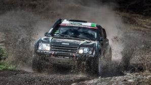 Българите най-бързи в етап 6 на Balkan Offroad Rallye