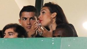 Кристиано е платил над 200 000 евро за пръстен на Джорджина