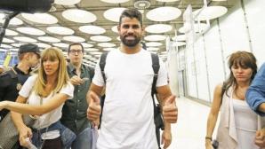 Диего Коща се страхува от един човек в Атлетико