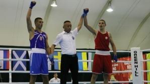 Десет българи достигнаха 1/2-финалите на ЕП за юноши в Албена