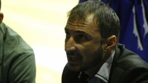 Треньорът на Академик доволен от победите